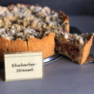 Rhabarber-Streusel