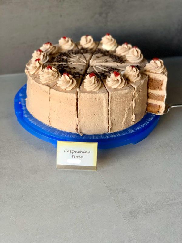 Cappuchino Torte
