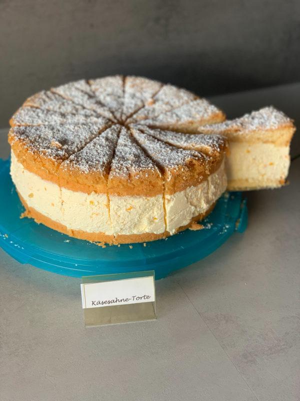 Käsesahne Torte